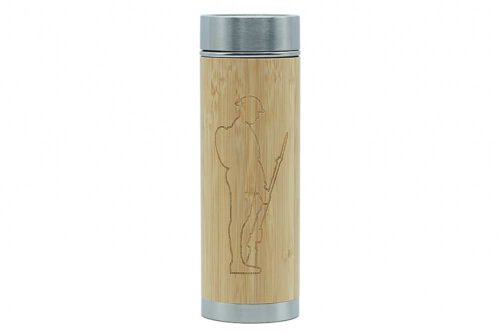 Soldier flask 1